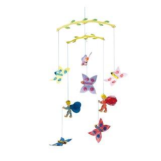 Ostheimer Mobile Elfen + Schmetterling 5520095